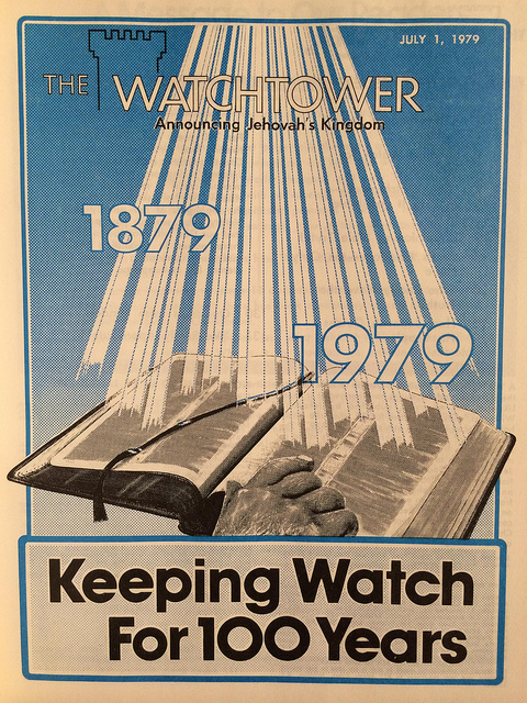 1914 The Last Days Of Chronology In The Doctrines Of Jehovahs