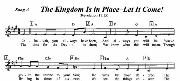 New Release! 3 New Kingdom Songs